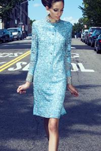 Новый виток моды: этим летом в тренде 60-е (16 фото)