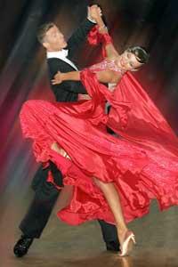 Бальные танцы - красота на паркете