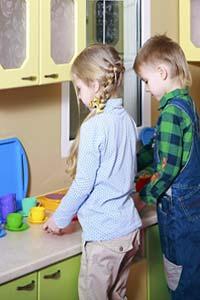 Кидландия - игровой комплекс для детей: учим ребенка быть взрослым