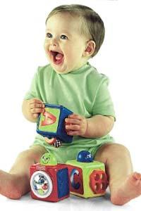 Современные детские развивающие игрушки