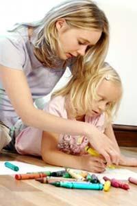 Развивающие игры для ребенка 2-3 лет