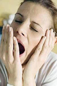Почему человек много зевает