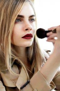 Модный макияж осени: в тренде яркие и насыщенные цвета (20 фото)