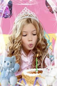 Праздник для доченьки: интересный день рождения