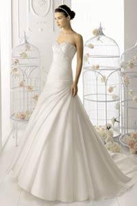 Модные свадебные платья для сезона-2016 (20 фото)