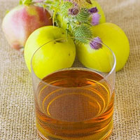 Домашний яблочный уксус - помощник в похудении