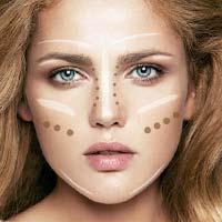 Стробінг - новий тренд макіяжу (фото)