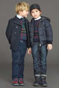 Детская мода: как одевать ребенка зимой