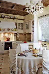 Кухня в стиле Прованс: красота в деталях