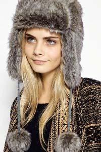 Модные зимние головные уборы в 2016 году
