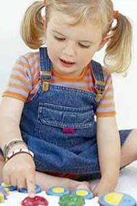 Развитие ребенка от 1 до 4 лет