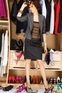 Из чего должен состоять базовый гардероб?