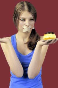 откажитесь от мучных изделий и сахара