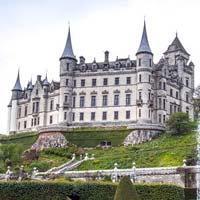 8 найпопулярніших середньовічних замків Європи (фото)