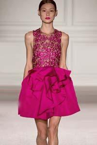 Модные коктейльные платья для выпускного 2016
