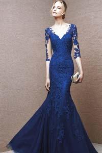 Как сохранить презентабельный вид вечерних платьев