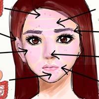 Причини появи прищів на обличчі: про що попереджає організм