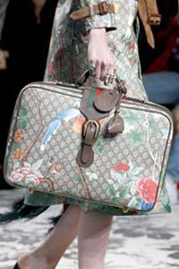 Женские сумки весны 2016: модные формы и материалы сезона