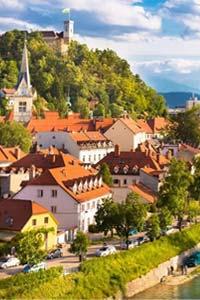 Путешествия по весенней Европе