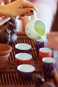 Чайная церемония - как искусство