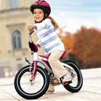 Велосипед для ребёнка: в чём его польза?