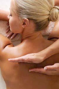 5 этапов классического массаж спины