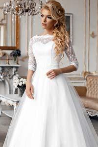 Модные свадебные платья: 5 трендов 2016