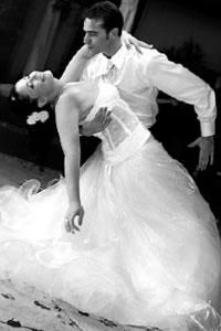 Свадебные традиции: как подготовить первый танец молодоженов