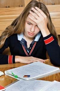 Как помочь ребенку преодолеть экзаменационным стресс