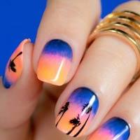 Літній nail-art: 16 ідей манікюру для відпустки (фото)