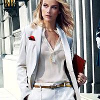 Діловий стиль  20 модних образів сезону (фото) - Жіночий журнал ... f662ee8a1dd27