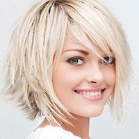 6 модних зачісок з довгим чубком (фото)