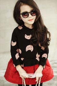 Маленькие модницы: главные тренды осени