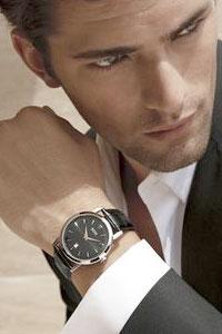 Мужские часы - элемент элегантности