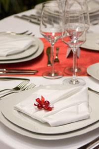 Сервировка праздничного стола по всем правилам