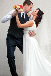 Свадьба: главное при выборе первого танца молодоженов