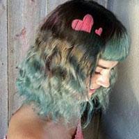 Малюнки на волоссі - модний тренд сезону (фото)