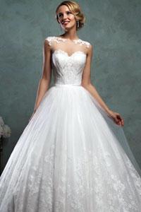 Свадебные платья для современных принцесс