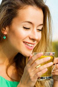 7 полезных свойств зеленого чая