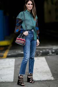 Модные джинсы осени 2016: 7 трендов сезона