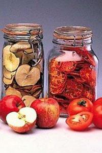 Сушка — способ заготовки фруктов и овощей на зиму