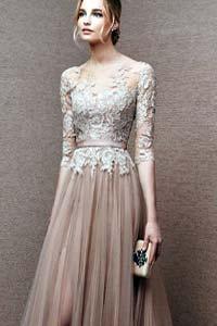 5 модных платьев для выпускного бала 2017