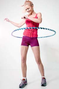 5 ошибок при использовании обруча для похудения