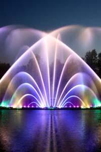 Винница – город фонтанов