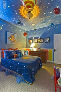 Правила обустройства детской комнаты для мальчика
