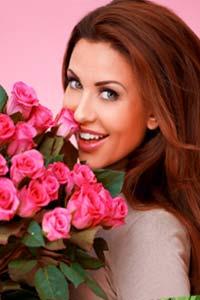 О характере девушки расскажет ее любимый цветок