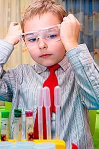 Набор юный химик развеют скуку у вашего ребенка