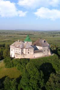 Туристические достопримечательности Львова: Олесский замок