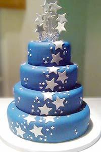 Секреты украшения торта
