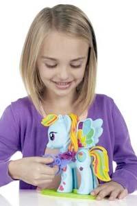 Игрушки Май Литл пони - самый желанный подарок для маленьких девочек